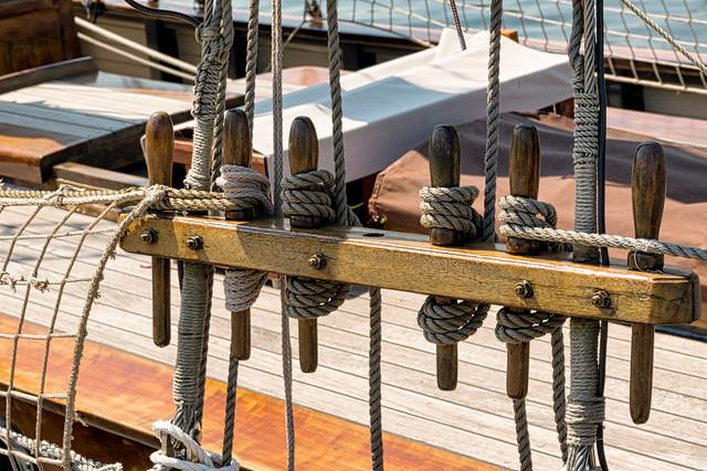 Boatman's knot
