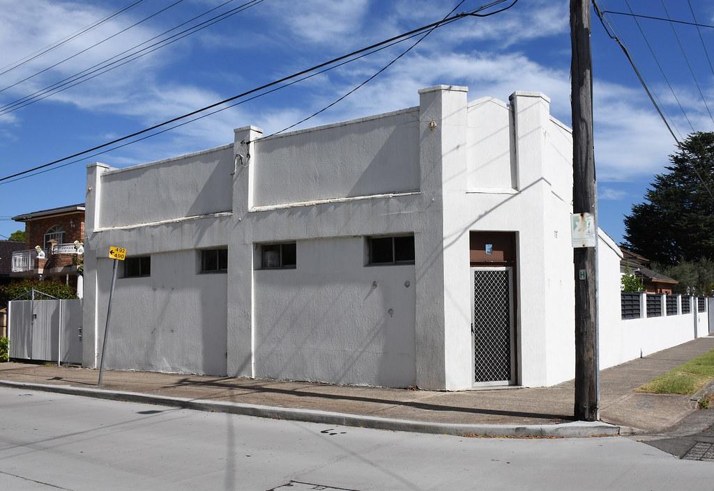 Former Shop, Croydon, Sydney, NSW.