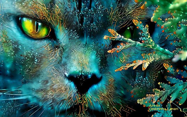Cat dream 6