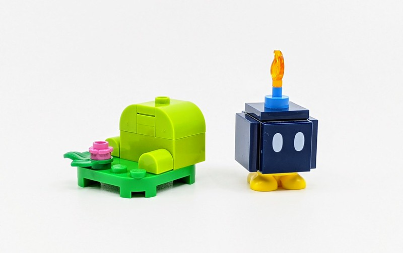 71361: LEGO Super Mario Character Packs Review