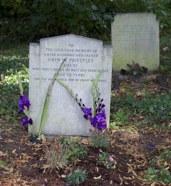 Jack Priestley still cherished