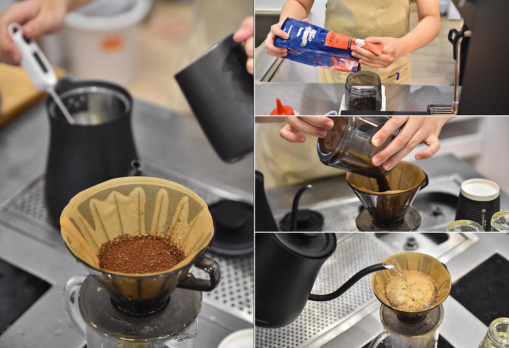 台中義大利麵 一物立方 市政路七期咖啡01