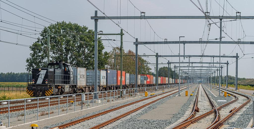 Venlo Railterminal Gekkengraaf