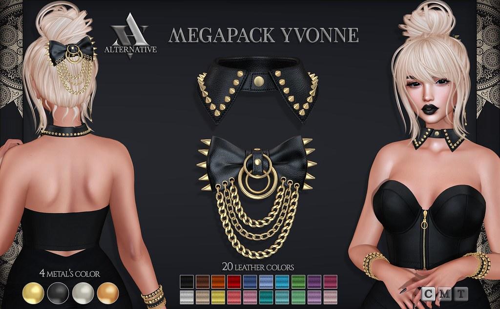 [AlternatiVe] Megapack Yvonne