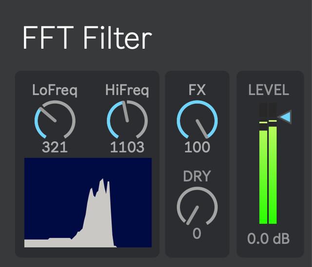 FFT Filter
