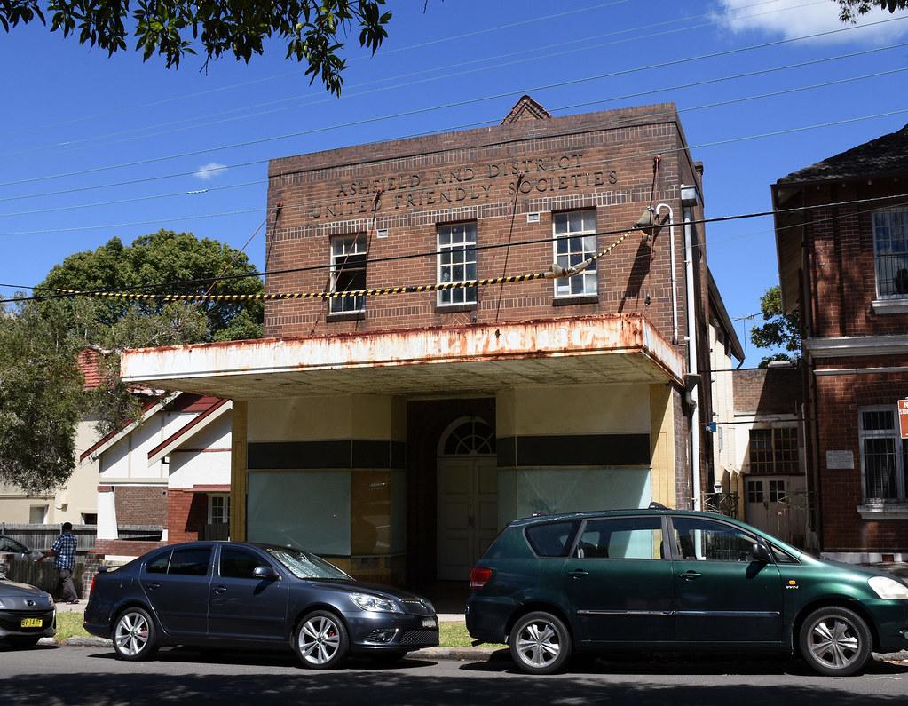 Former Shop, Ashfield, Sydney, NSW.