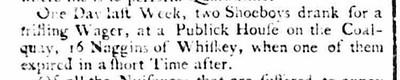 Hibernian Journal; or, Chronicle of Liberty - Monday 02 May 1774