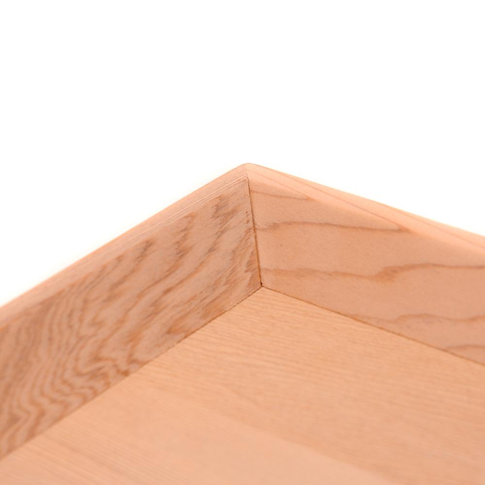 芬多森林,台灣檜木多用途托盤,高品質雷射雕刻