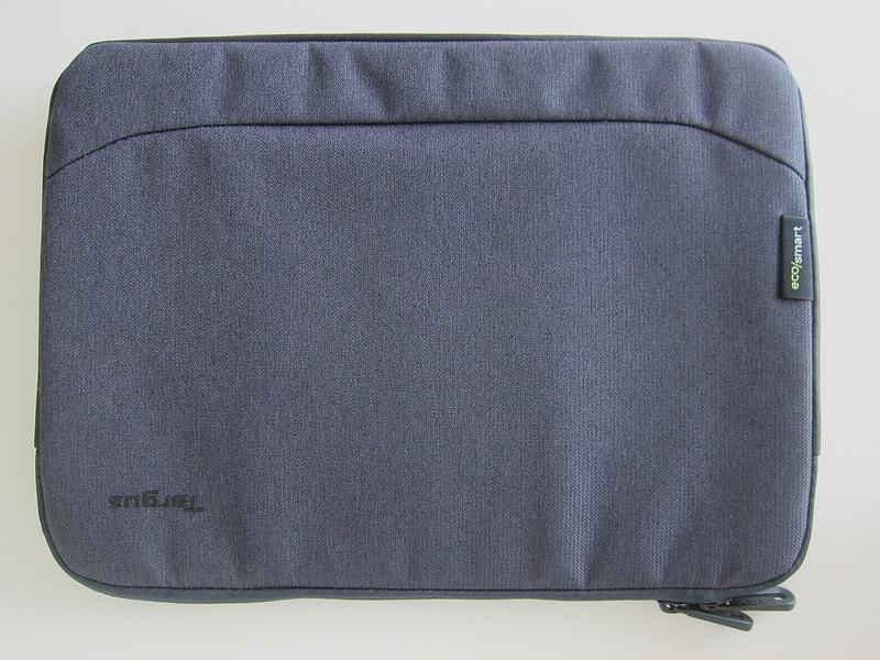 Targus Cypress EcoSmart 11 - 12 Inch Sleeve - Front