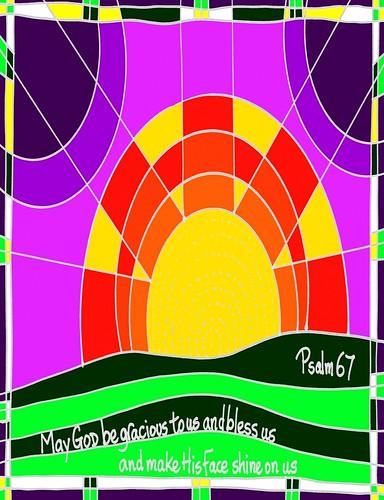 Psalm67colv