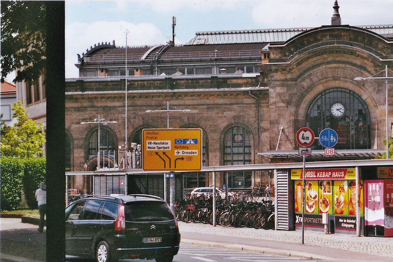 Bahnhof Dresden Neustadt 1