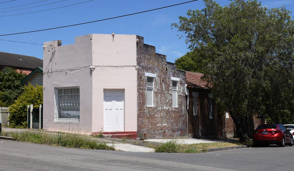 Former Shop, Campsie, Sydney, NSW.