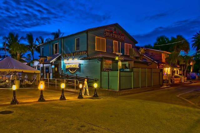 Stuart Boathouse, 49 SW Seminole Street, Stuart, Florida, USA