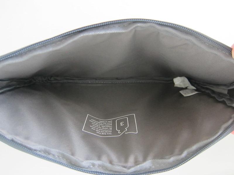 Targus Cypress EcoSmart 11 - 12 Inch Sleeve - Inside