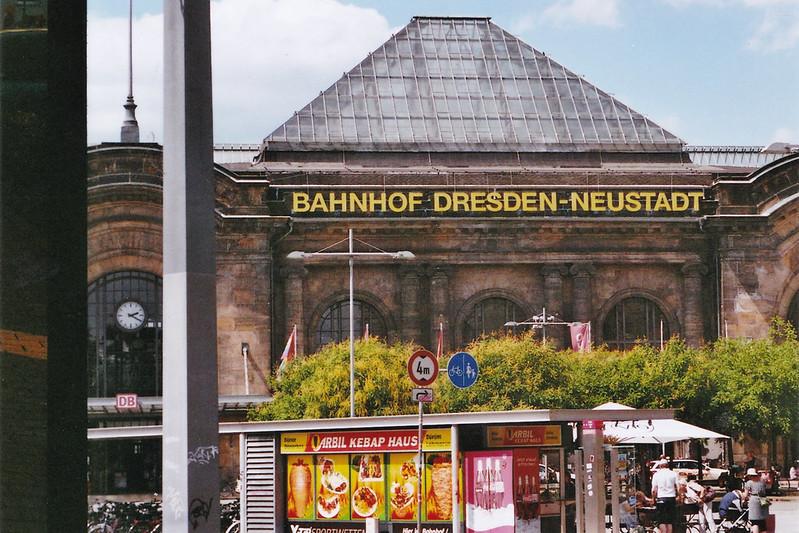 Bahnhof Dresden Neustadt 2