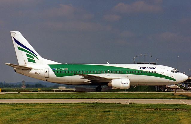 Transavia Boeing 737-300 PH-TSX