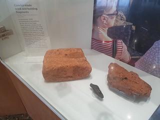 Brick from the convict kiln in Moreton Bay