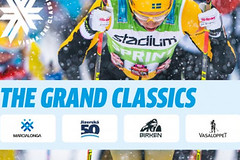 Termínovka série Visma Ski Classics - PRO-TOUR events i Challengers