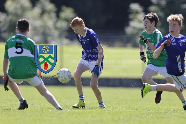 Monaghan Harps v Scotstown Under 13 Div.1 Football Championship - 2020