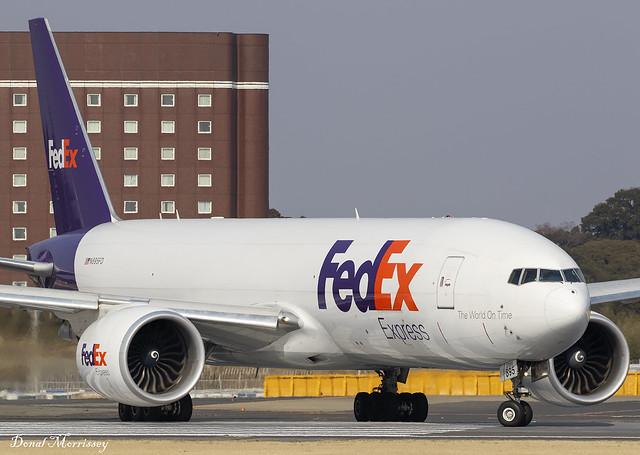 FedEx 777-F N895FD