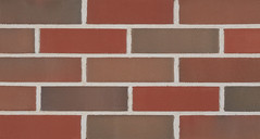 Commodore Full Range Smooth Smooth Texture red Brick