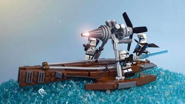 Setting Sail - Mission 18.2: Crisis on Kashyyyk