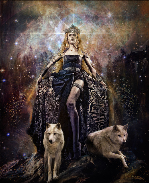 TheQueenOfTheWolves (Wolf Tower)