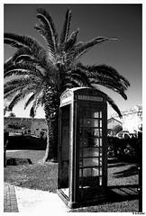 Cabine téléphonique - Phone booth