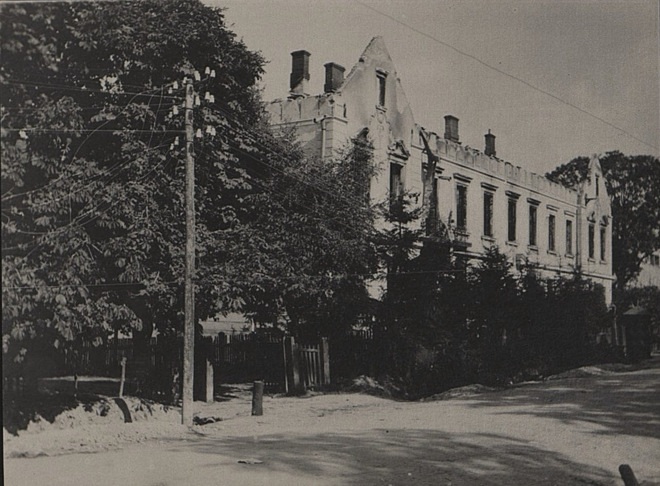 08. Здание, в котором находился штаб австрийского корпуса