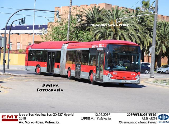 Iveco Bus Heuliez Bus GX437 Hybrid