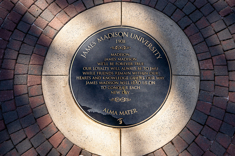 Public Art at JMU: The Seal Stone