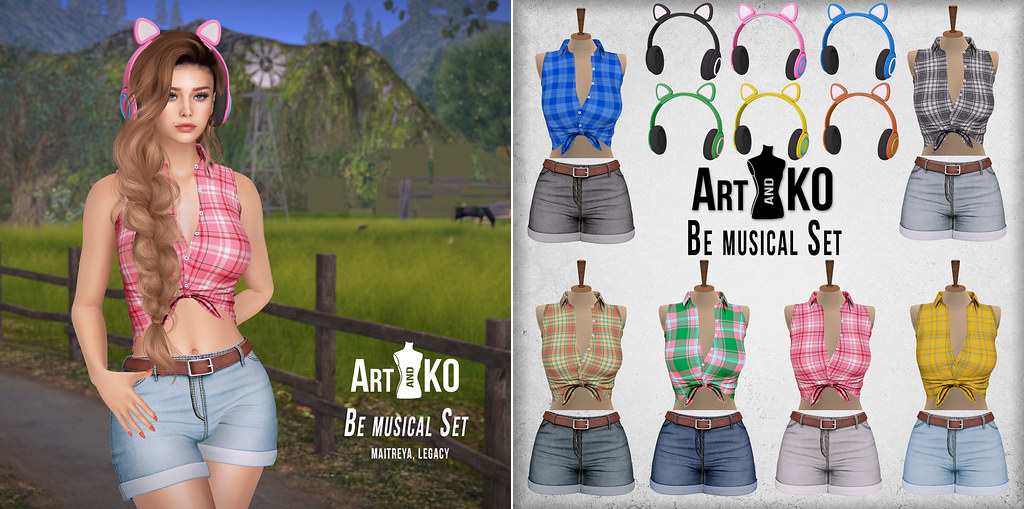 Art&Ko – Be musical Set – VANITY