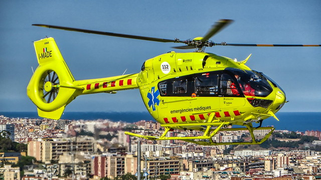 Airbus Helicopters H145 I-MADE