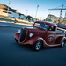 Ford pickup ´35