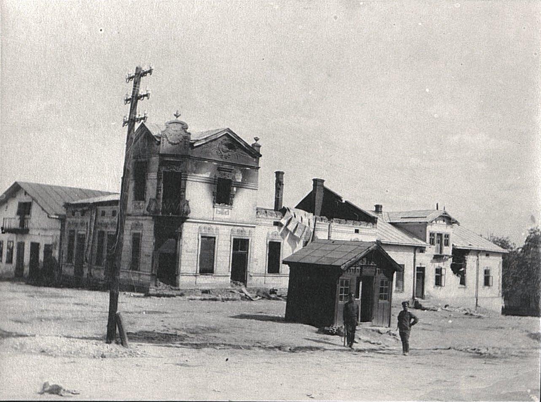 09. Здание, в котором находился австрийский штаб