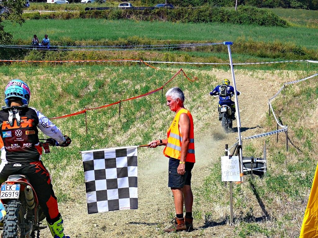 partenza p.s. cross test (foto 4°)