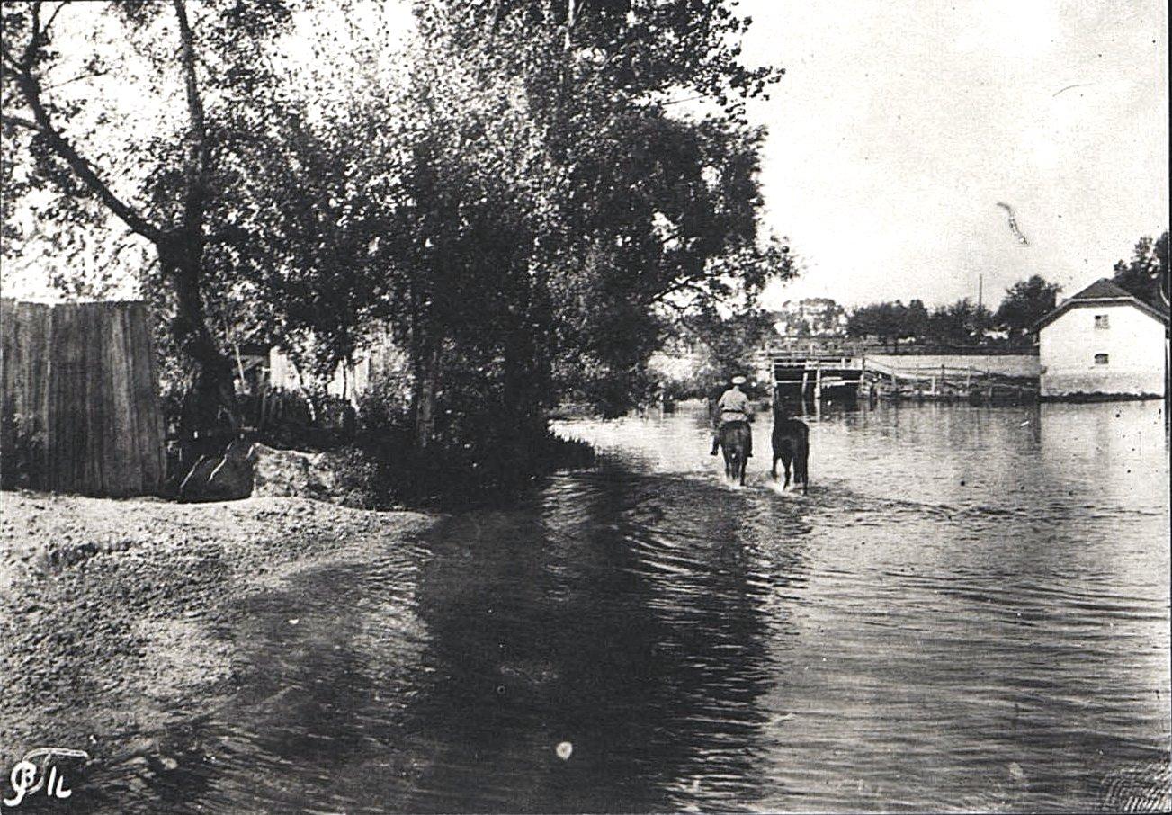07. На озере в городе Збараже