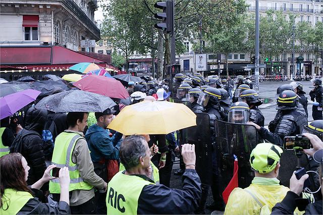 Acte XXXX des Gilets jaunes ✔ Paris le 17 aout 2019 IMG190817_100_©2019 | Fichier Flickr 1000x667Px Fichier d'impression 5610x3740Px-300dpi