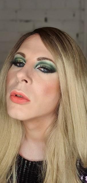 Not too bad at this makeup malarkey