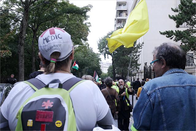 Acte XXXXIII des Gilets jaunes ✔ Paris 7 sept. 2019 IMG190907_055_©2019 | Fichier Flickr 1000x667Px Fichier d'impression 5610x3740Px-300dpi