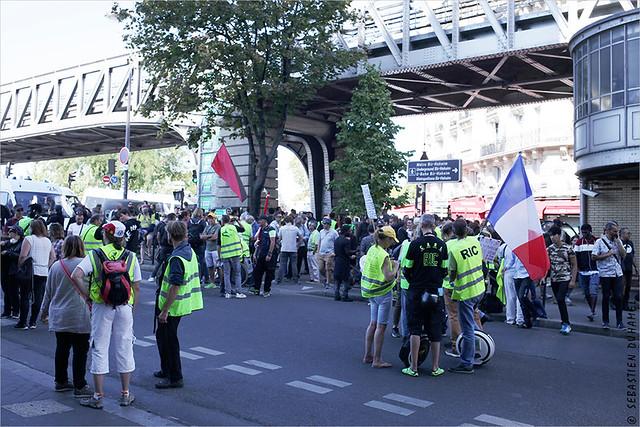 Acte XXXXIIII des Gilets jaunes ✔ Paris 14 sept. 2019 IMG190914_030_©2019   Fichier Flickr 1000x667Px Fichier d'impression 5610x3740Px-300dpi
