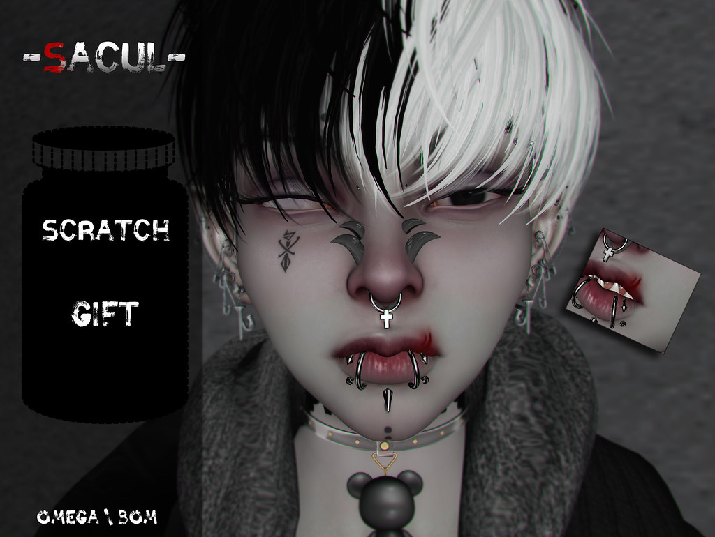 -Sacul- Scratch Gift BomOmega