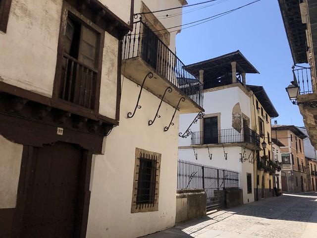 Calle del Agua (Villafranca del Bierzo, León)