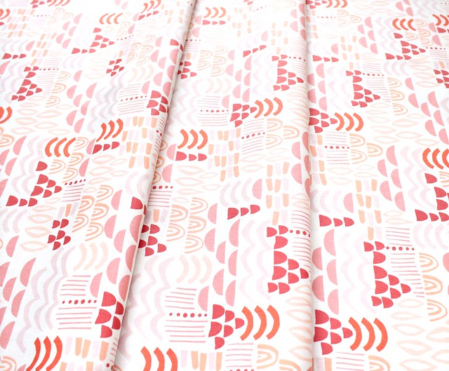 Art Gallery Fabrics Terra Kotta Artisanal Blocks