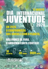 dia 12 de agosto o Dia Internacional da Juventude - DIJ 2020