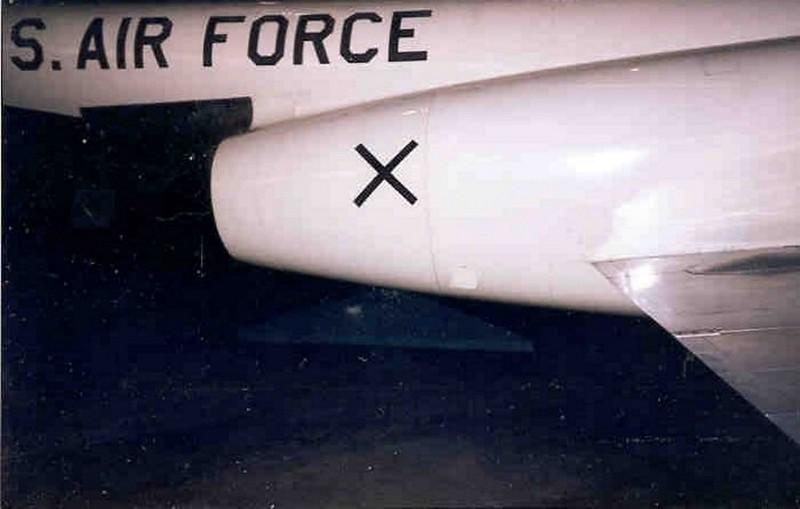 Douglas X-3 2