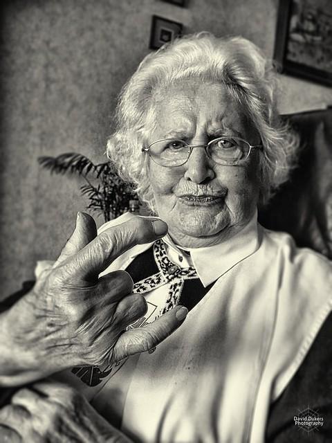 Rock on Granny! R.I.P.