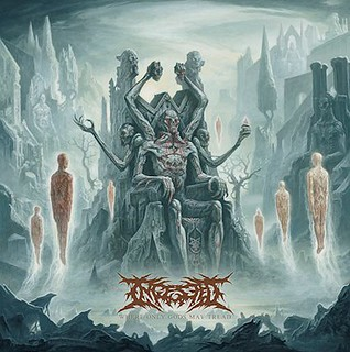Album Review: Ingested - Where The Gods May Tread