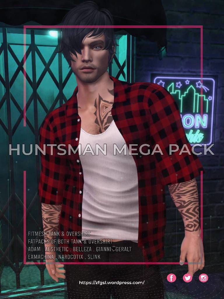 ZFG FOR HIM HUNTSMAN MEGA PACK