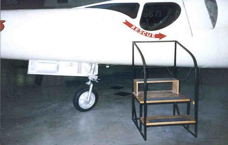 Douglas X-3 5